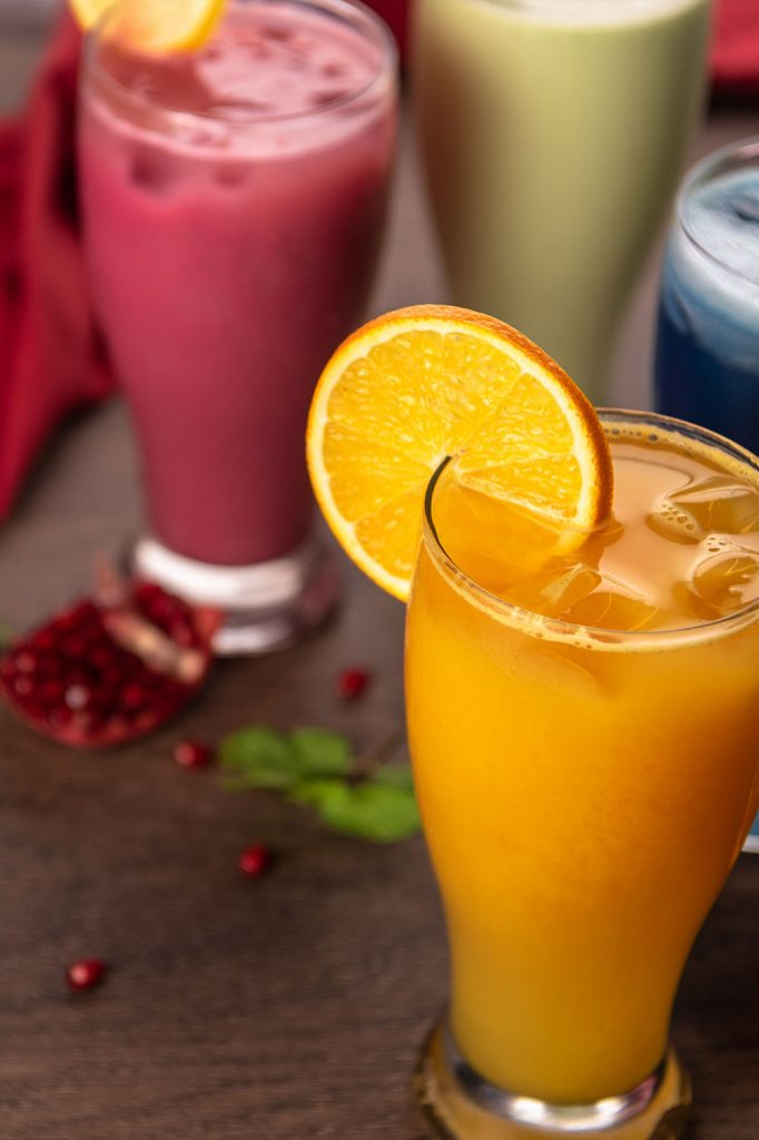 Juice Photography - Food and Beverage